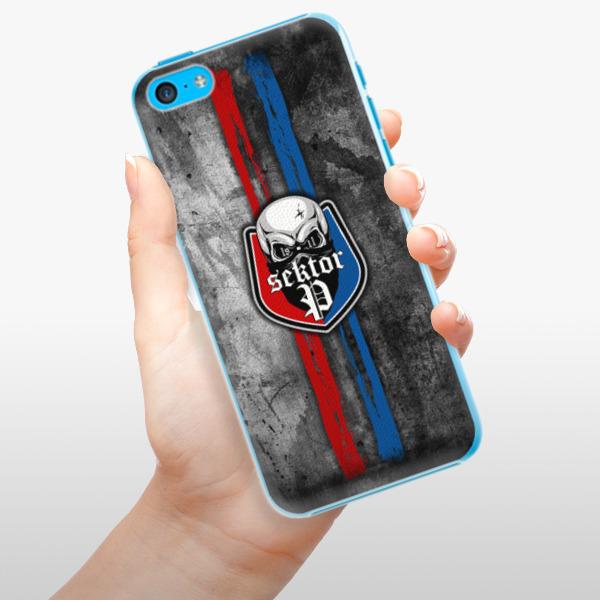 Plastové pouzdro iSaprio - FCVP - Lebka na mobil Apple iPhone 5C