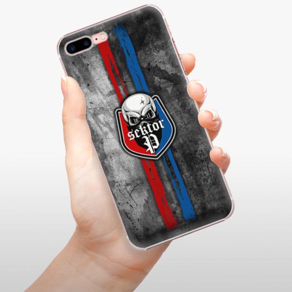 Plastové pouzdro iSaprio - FCVP - Lebka na mobil Apple iPhone 7 Plus