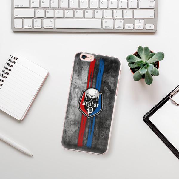 Plastové pouzdro iSaprio - FCVP - Lebka na mobil Apple iPhone 6 Plus / 6S Plus