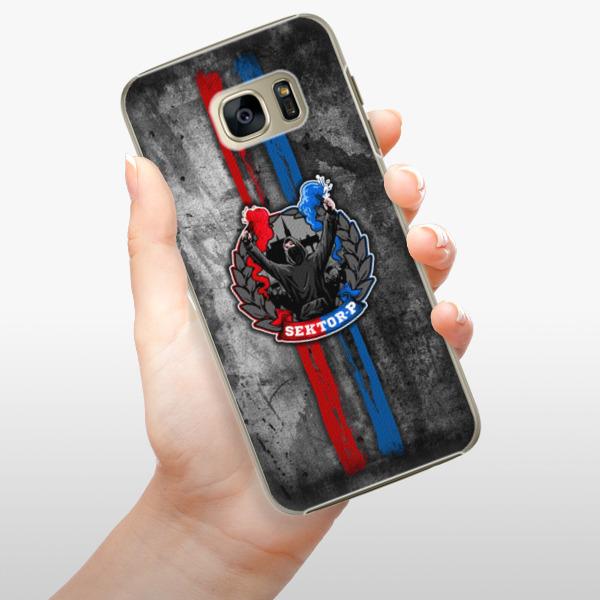 Plastové pouzdro iSaprio - FCVP - Fanatik na mobil Samsung Galaxy S7