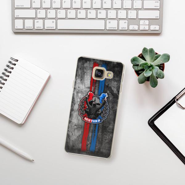 Plastové pouzdro iSaprio - FCVP - Fanatik na mobil Samsung Galaxy A3 2016