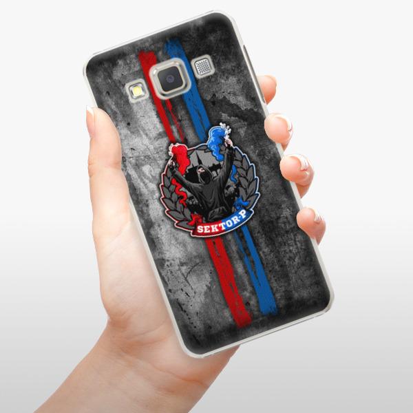 Plastové pouzdro iSaprio - FCVP - Fanatik na mobil Samsung Galaxy A5
