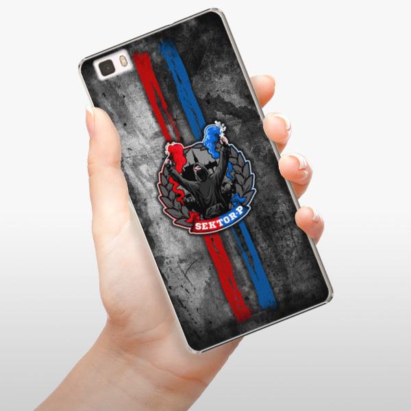 Plastové pouzdro iSaprio - FCVP - Fanatik na mobil Huawei Ascend P8 Lite