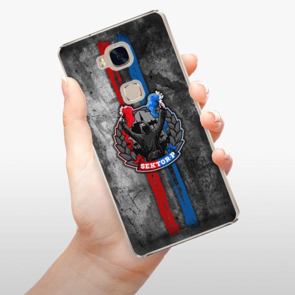 Plastové pouzdro iSaprio - FCVP - Fanatik na mobil Honor 5X