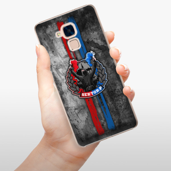 Plastové pouzdro iSaprio - FCVP - Fanatik na mobil Honor 7 Lite