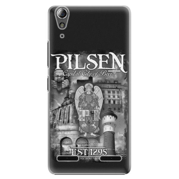 Plastové pouzdro iSaprio - Pilsen Beer City - Lenovo A6000 / K3