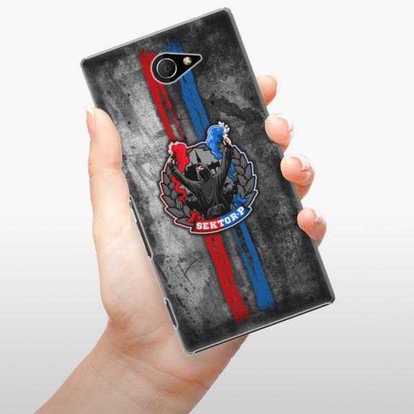 Plastové pouzdro iSaprio - FCVP - Fanatik na mobil Sony Xperia M2