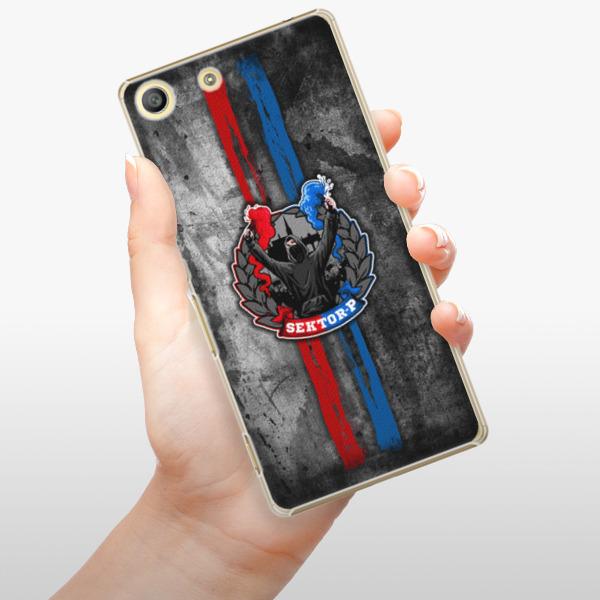 Plastové pouzdro iSaprio - FCVP - Fanatik na mobil Sony Xperia M5