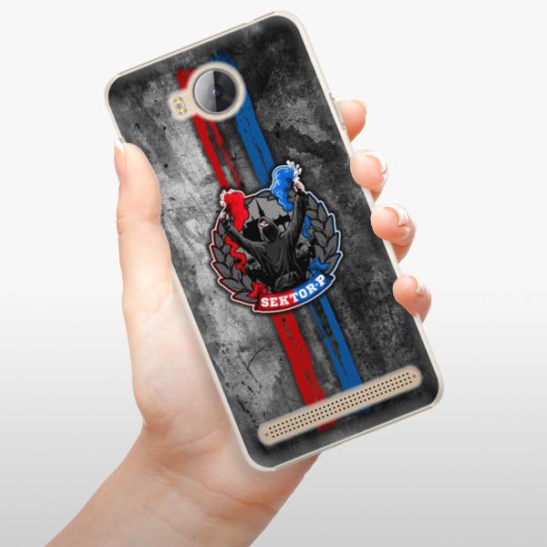 Plastové pouzdro iSaprio - FCVP - Fanatik na mobil Huawei Y3 II