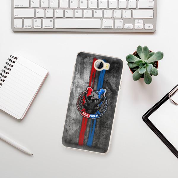 Plastové pouzdro iSaprio - FCVP - Fanatik na mobil Huawei Y5 II / Y6 II Compact