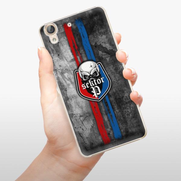 Plastové pouzdro iSaprio - FCVP - Lebka na mobil Huawei Y6 II