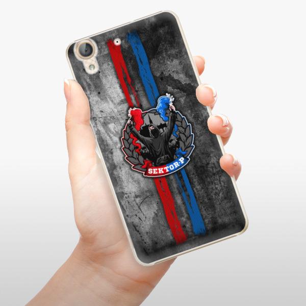 Plastové pouzdro iSaprio - FCVP - Fanatik na mobil Huawei Y6 II