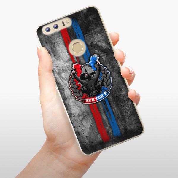 Plastové pouzdro iSaprio - FCVP - Fanatik na mobil Honor 8