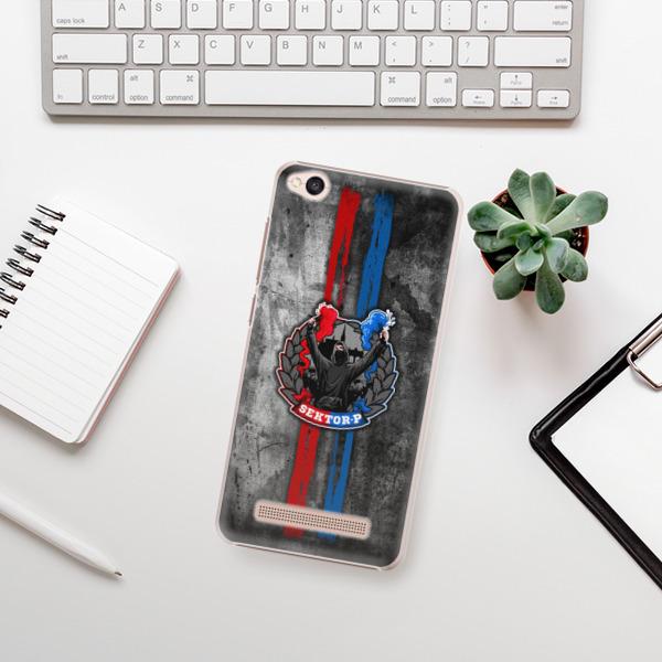 Plastové pouzdro iSaprio - FCVP - Fanatik na mobil Xiaomi Redmi 4A