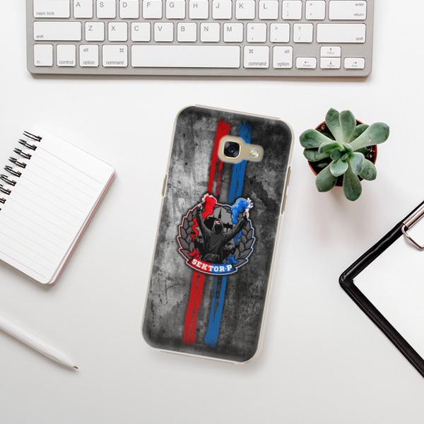 Plastové pouzdro iSaprio - FCVP - Fanatik na mobil Samsung Galaxy A5 2017