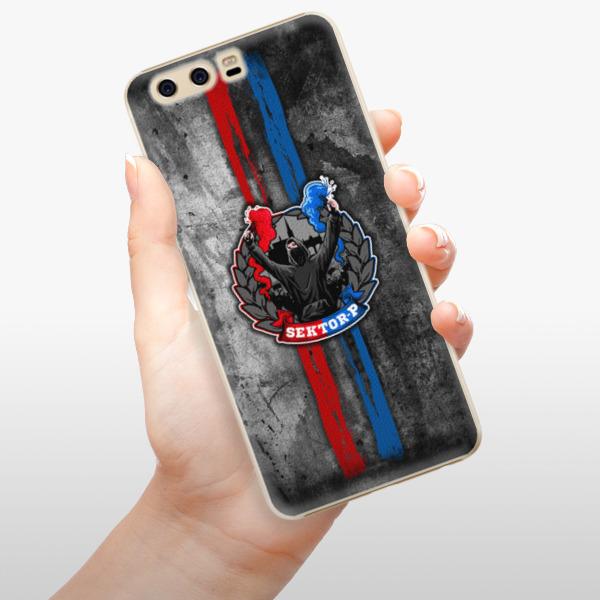 Plastové pouzdro iSaprio - FCVP - Fanatik na mobil Huawei P10