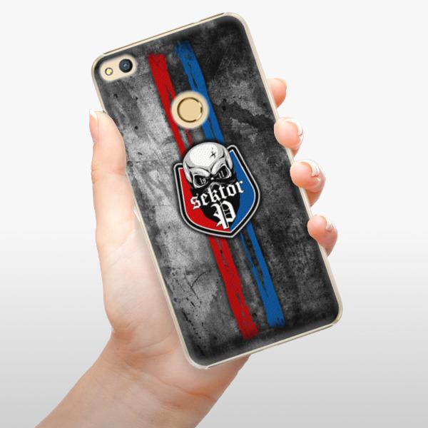 Plastové pouzdro iSaprio - FCVP - Lebka na mobil Honor 8 Lite