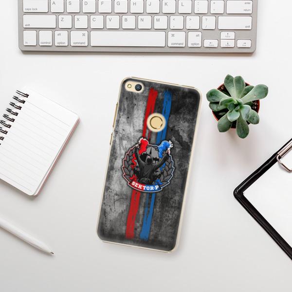 Plastové pouzdro iSaprio - FCVP - Fanatik na mobil Honor 8 Lite