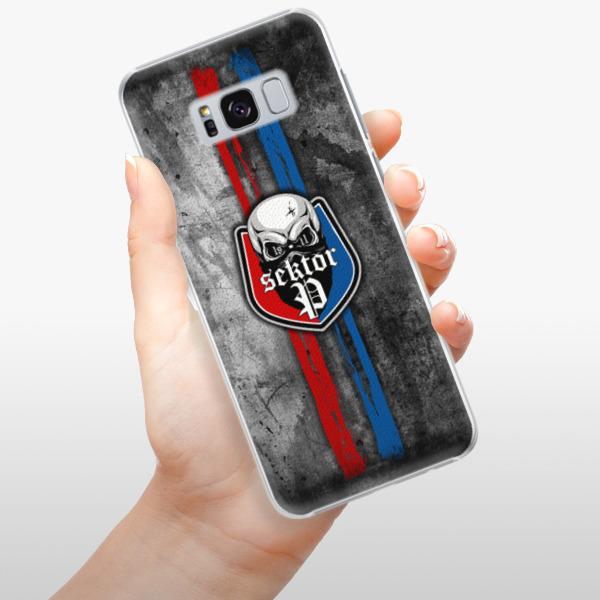 Plastové pouzdro iSaprio - FCVP - Lebka na mobil Samsung Galaxy S8 Plus
