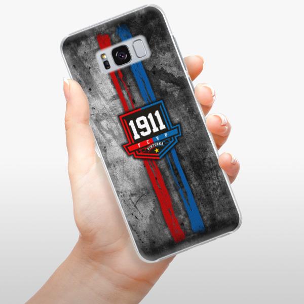 Plastové pouzdro iSaprio - FCVP - Erb na mobil Samsung Galaxy S8 Plus