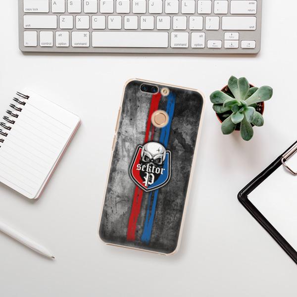 Plastové pouzdro iSaprio - FCVP - Lebka na mobil Honor 8 Pro