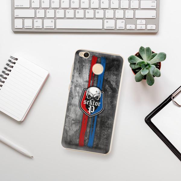 Plastové pouzdro iSaprio - FCVP - Lebka na mobil Xiaomi Redmi 4X