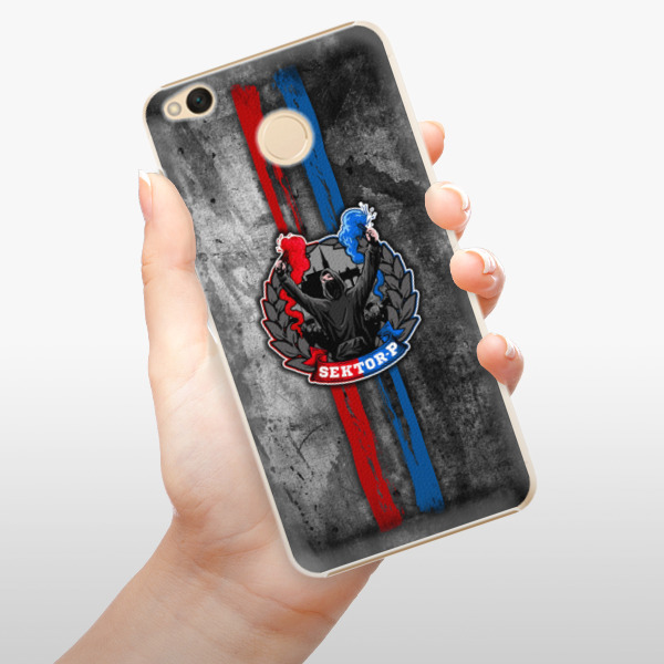 Plastové pouzdro iSaprio - FCVP - Fanatik na mobil Xiaomi Redmi 4X