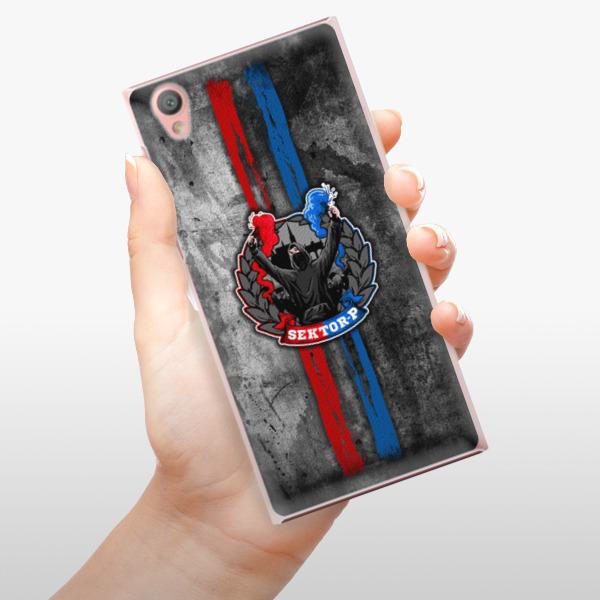 Plastové pouzdro iSaprio - FCVP - Fanatik na mobil Sony Xperia L1
