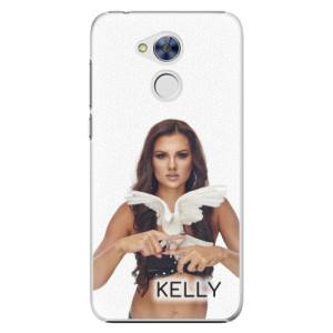 Plastové pouzdro iSaprio - Kelly s hrdličkou na mobil Honor 6A + podepsaná karta s Kelly