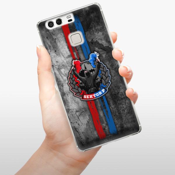 Plastové pouzdro iSaprio - FCVP - Fanatik na mobil Huawei P9
