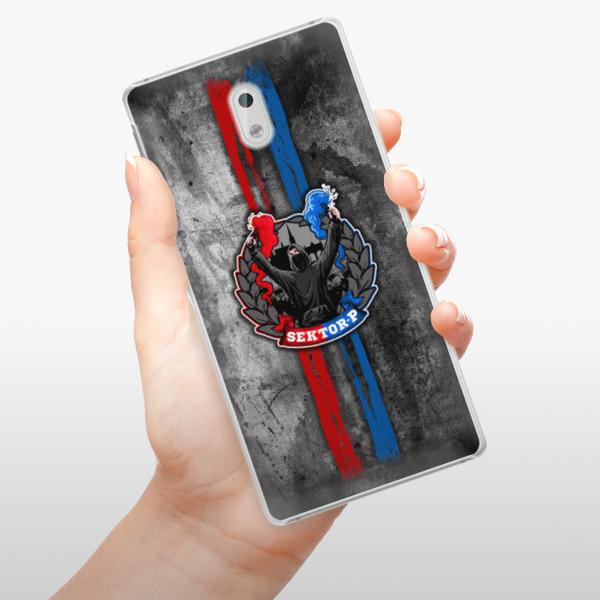 Plastové pouzdro iSaprio - FCVP - Fanatik na mobil Nokia 3