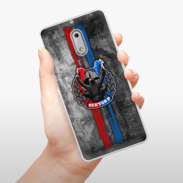 Plastové pouzdro iSaprio - FCVP - Fanatik na mobil Nokia 6