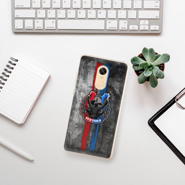 Plastové pouzdro iSaprio - FCVP - Fanatik na mobil Xiaomi Redmi Note 4X