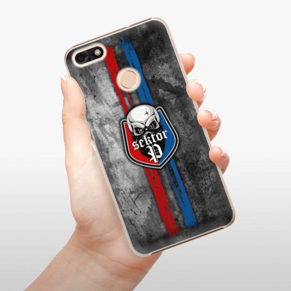 Plastové pouzdro iSaprio - FCVP - Lebka na mobil Huawei P9 Lite Mini