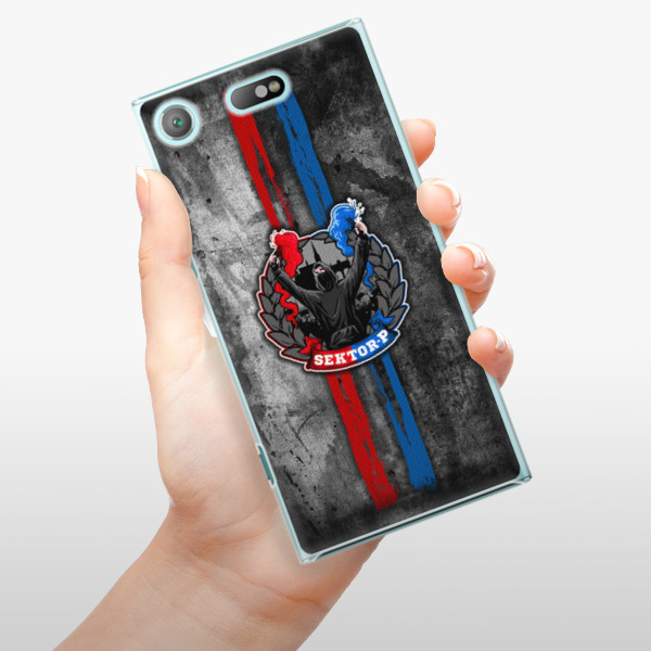 Plastové pouzdro iSaprio - FCVP - Fanatik na mobil Sony Xperia XZ1 Compact