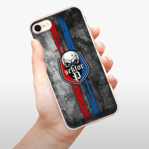 Plastové pouzdro iSaprio - FCVP - Lebka na mobil Apple iPhone 8
