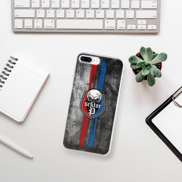 Plastové pouzdro iSaprio - FCVP - Lebka na mobil Apple iPhone 8 Plus