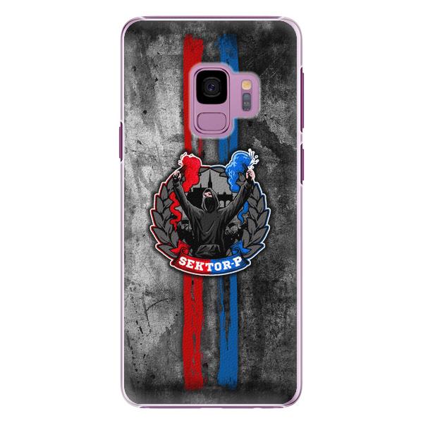 Plastový kryt - FCVP - Fanatik na mobil Samsung Galaxy S9