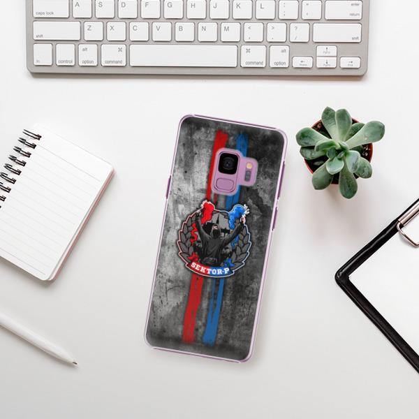 Plastové pouzdro iSaprio - FCVP - Fanatik na mobil Samsung Galaxy S9