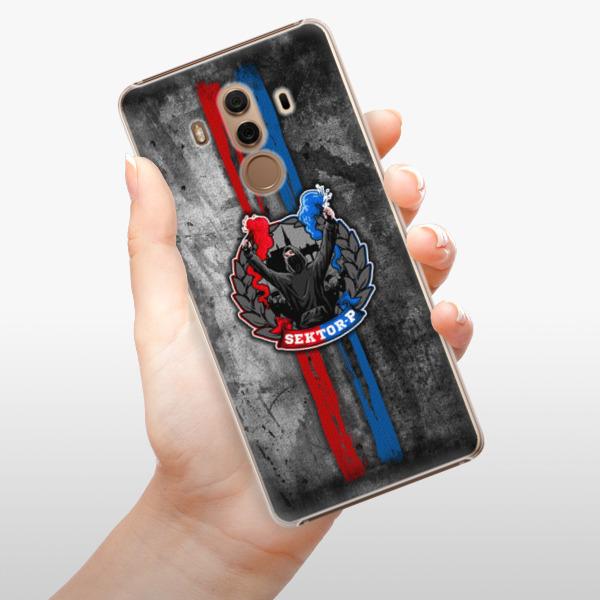 Plastové pouzdro iSaprio - FCVP - Fanatik na mobil Huawei Mate 10 Pro