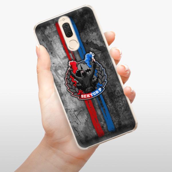 Plastové pouzdro iSaprio - FCVP - Fanatik na mobil Huawei Mate 10 Lite