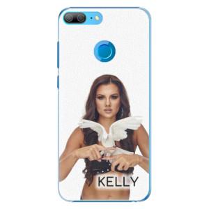 Plastové pouzdro iSaprio - Kelly s hrdličkou na mobil Honor 9 Lite + podepsaná karta s Kelly