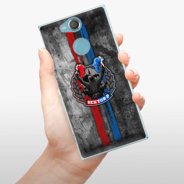 Plastové pouzdro iSaprio - FCVP - Fanatik na mobil Sony Xperia XA2