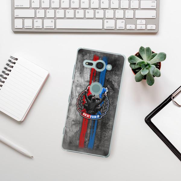Plastové pouzdro iSaprio - FCVP - Fanatik na mobil Sony Xperia XZ2 Compact