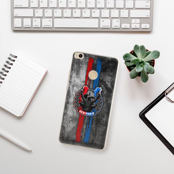 Plastové pouzdro iSaprio - FCVP - Fanatik na mobil Xiaomi Mi Max 2