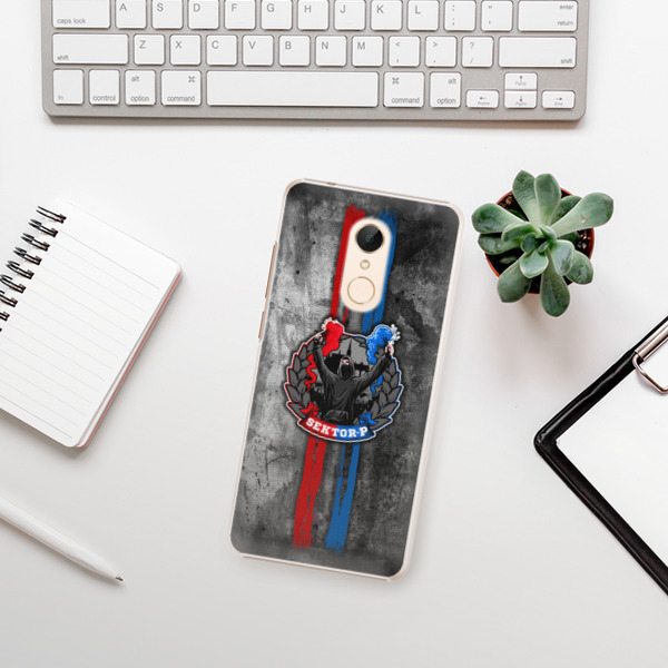 Plastové pouzdro iSaprio - FCVP - Fanatik na mobil Xiaomi Redmi 5