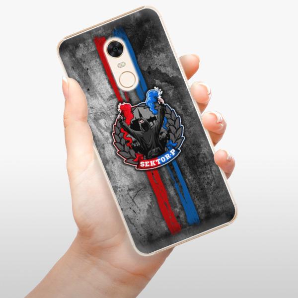 Plastové pouzdro iSaprio - FCVP - Fanatik na mobil Xiaomi Redmi 5 Plus