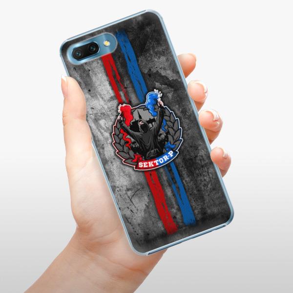 Plastové pouzdro iSaprio - FCVP - Fanatik na mobil Honor 10