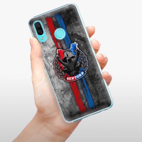 Plastové pouzdro iSaprio - FCVP - Fanatik na mobil Huawei Nova 3