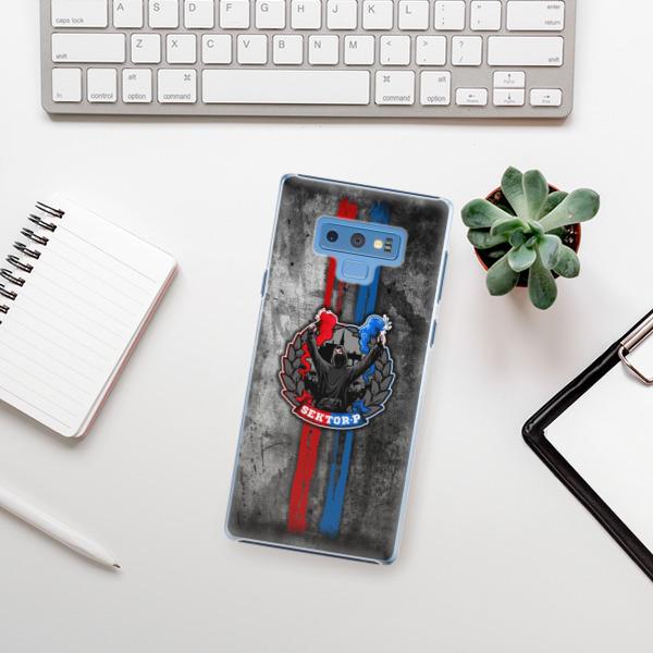 Plastové pouzdro iSaprio - FCVP - Fanatik na mobil Samsung Galaxy Note 9